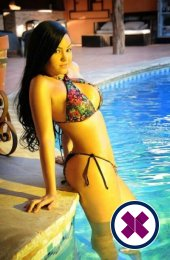 Luxury Perla is a sexy Spanish Escort in Coventry