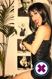 Top Latina 25 TV is a high class Colombian Escort London