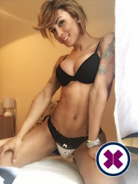 TS Isabelli Potter is a hot and horny Brazilian Escort from London