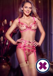 Meet the beautiful Antonia in London  with just one phone call