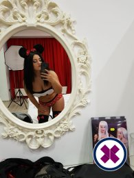 Alessandra is a hot and horny Colombian Escort from London