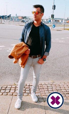 Brayan ist eine der besten Masseusen in Oslo. Buchen Sie noch heute ein Treffen