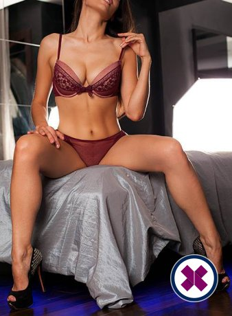 Barbara is a hot and horny Spanish Escort from Amsterdam