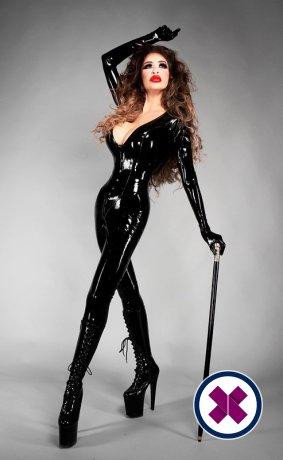 Mistress Eve ist eine sehr beliebte British Escort in Westminster