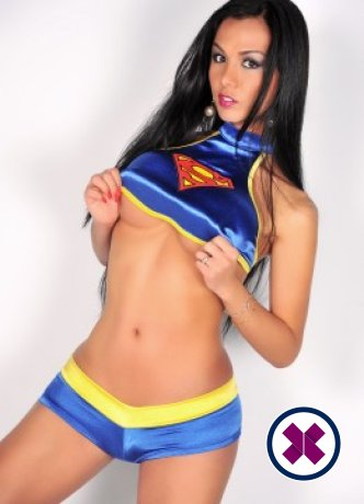 TS Paulette is a hot and horny Colombian Escort from Drammen