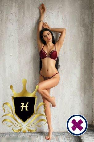 Helen is a super sexy Spanish Escort in Hamburg