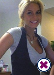 Meet the beautiful Kristina in   with just one phone call