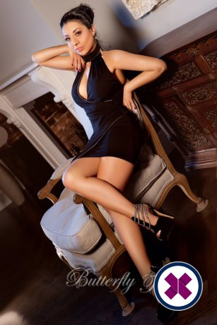 Aleeza ist eine hochqualitative Russian Escort in Royal Borough of Kensington and Chelsea