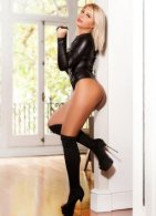 Brandy - an agency escort in London