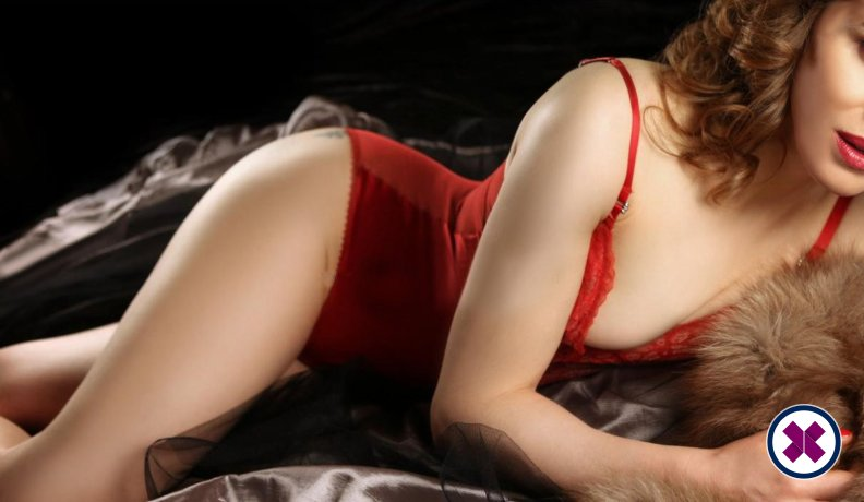 Strawberry Ruth is a super sexy British Escort in Manchester
