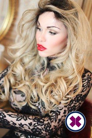 TS Alessandra is a sexy Brazilian Escort in London