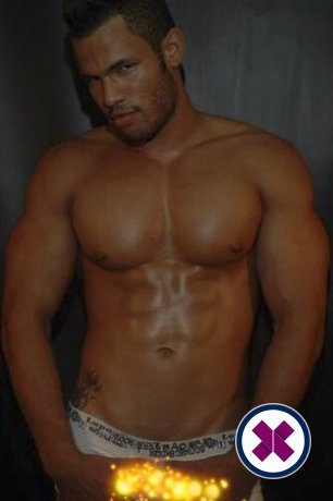 Bernard is a super sexy Brazilian Escort in London