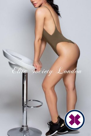 Kamila is a super sexy Brazilian Escort in London