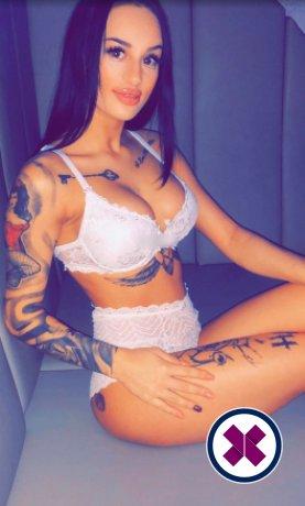Alice ist eine super sexy English Escort in Stockholm
