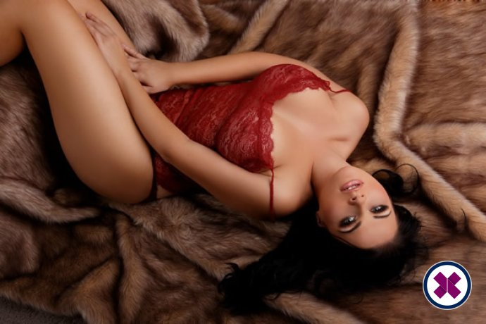 Molly is a hot and horny Swedish Escort from London