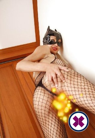 Natalie TS is a sexy English Escort in London