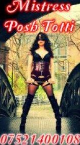Mistress Poshtotti  - escort in London