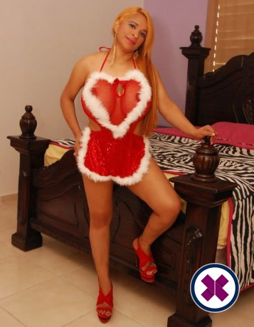 Merry is a top quality Colombian Escort in London