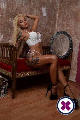 Eveline  is a sexy Bulgarian Escort in Linköping