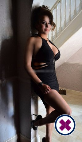 Tatiana is a hot and horny Spanish Escort from Leicester