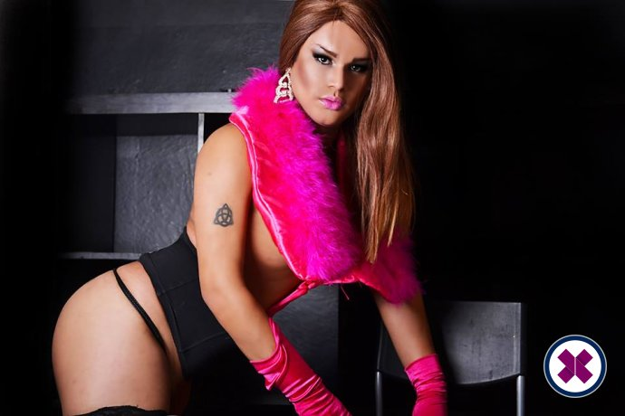 TS Justine is a high class Costa Rican Escort Bergen
