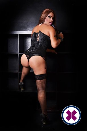 TS Justine is a sexy Costa Rican Escort in Stavanger