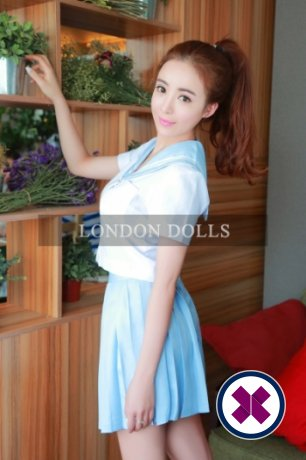 Nina is a high class Japanese Escort Westminster