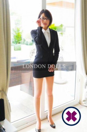 Lydia is a sexy Japanese Escort in Westminster