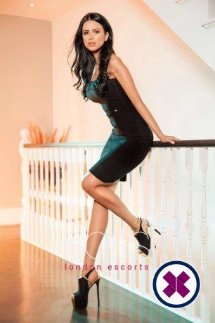 Aisha ist eine hochklassige Romanian Escort Camden