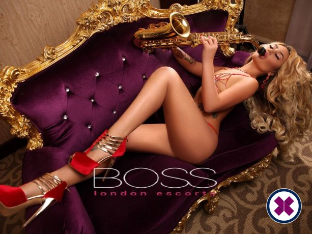Diva is a top quality Russian Escort in London