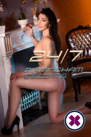 Andreea is a super sexy Polish Escort in Birmingham