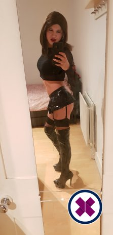 Anita TV is a very popular English Escort in London