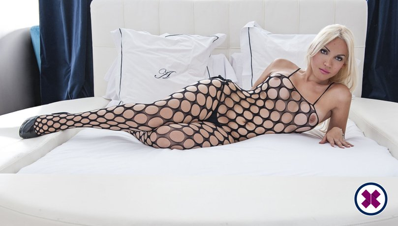 Isabella XXL TS is a sexy Spanish Escort in Westminster