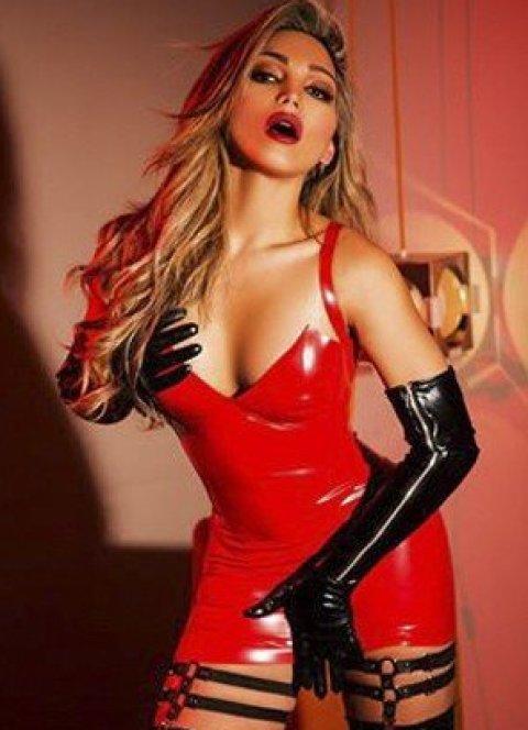 TS Rebeca Satto - an agency escort in London